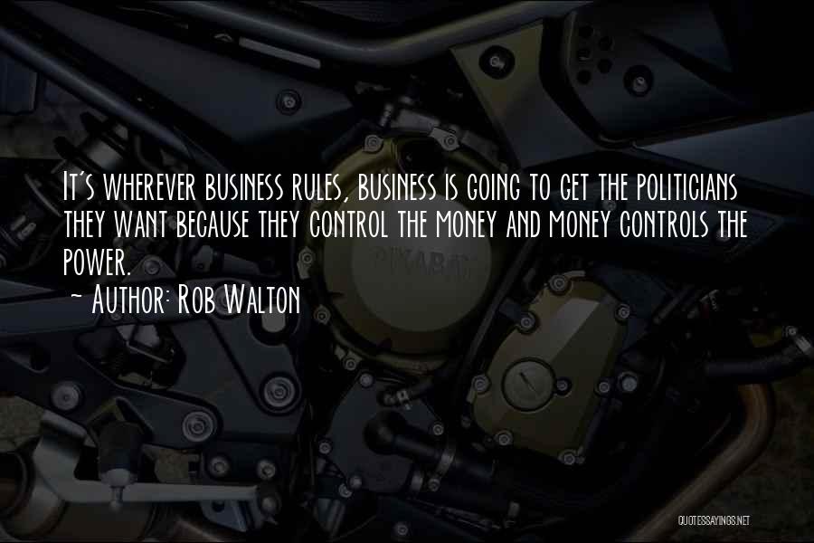 Rob Walton Quotes 339299