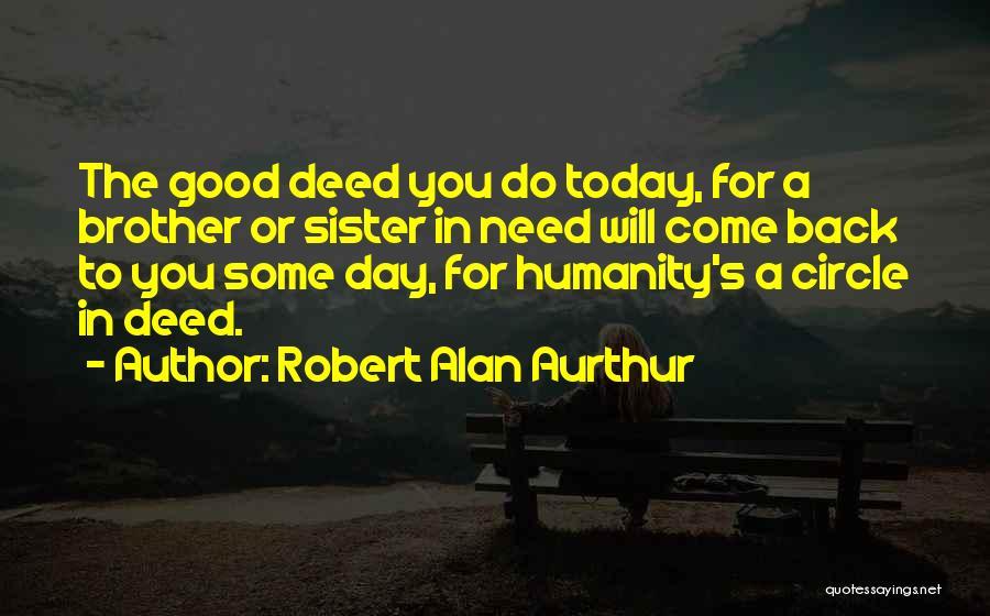 Robert Alan Aurthur Quotes 1802913