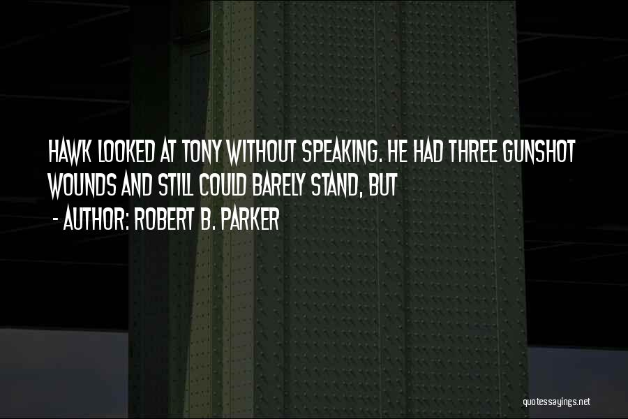 Robert B. Parker Quotes 1046715
