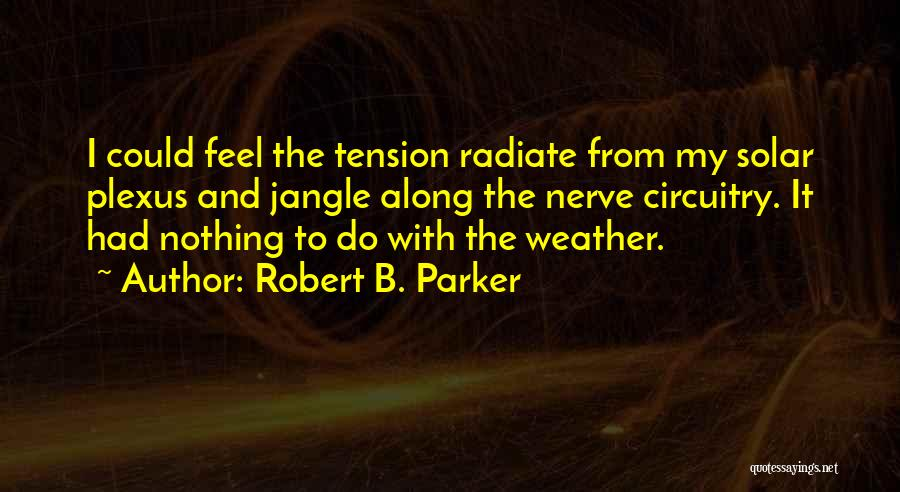 Robert B. Parker Quotes 1458050