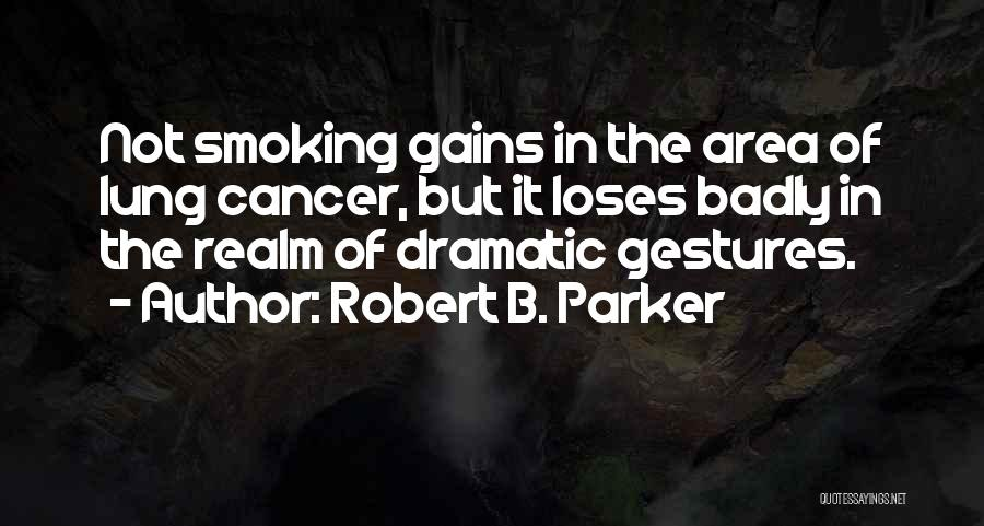 Robert B. Parker Quotes 546235