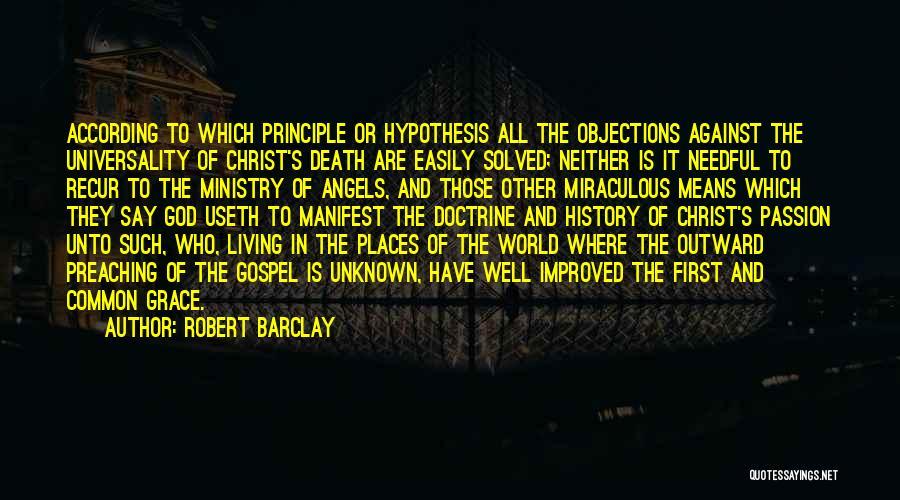 Robert Barclay Quotes 787613
