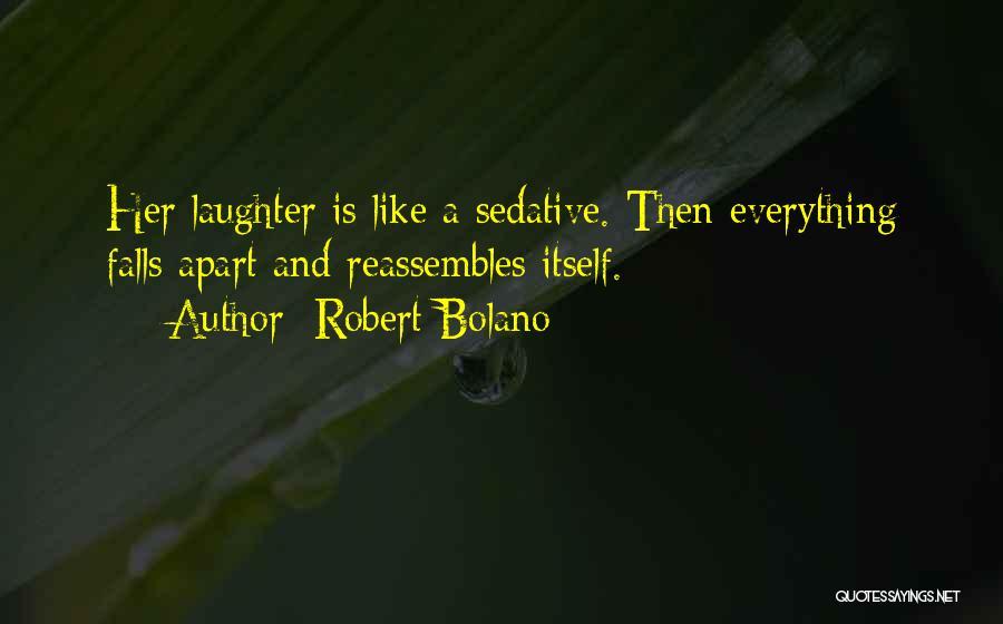Robert Bolano Quotes 838084