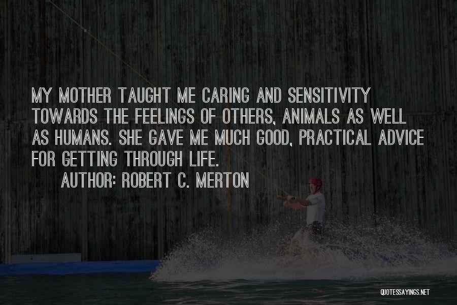 Robert C. Merton Quotes 928702