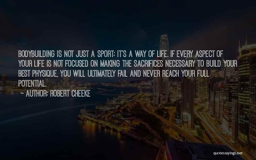 Robert Cheeke Quotes 1129042