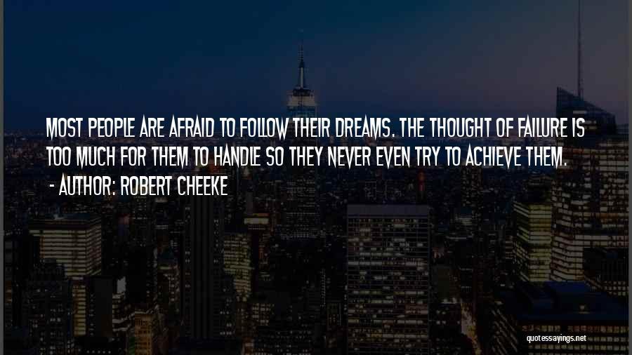 Robert Cheeke Quotes 1197062