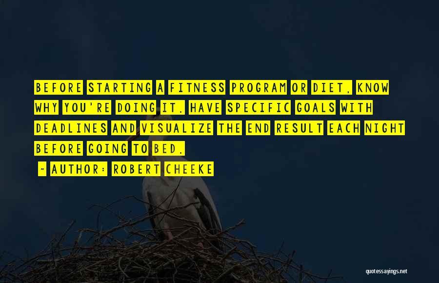 Robert Cheeke Quotes 1459225