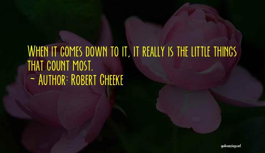 Robert Cheeke Quotes 182225