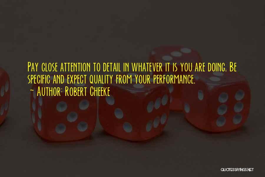 Robert Cheeke Quotes 1838225