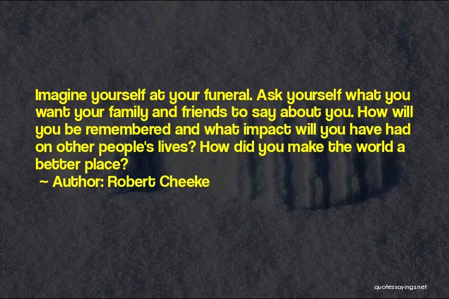 Robert Cheeke Quotes 1986605