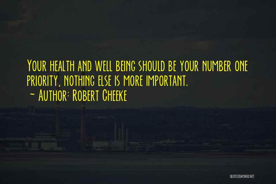 Robert Cheeke Quotes 2041309