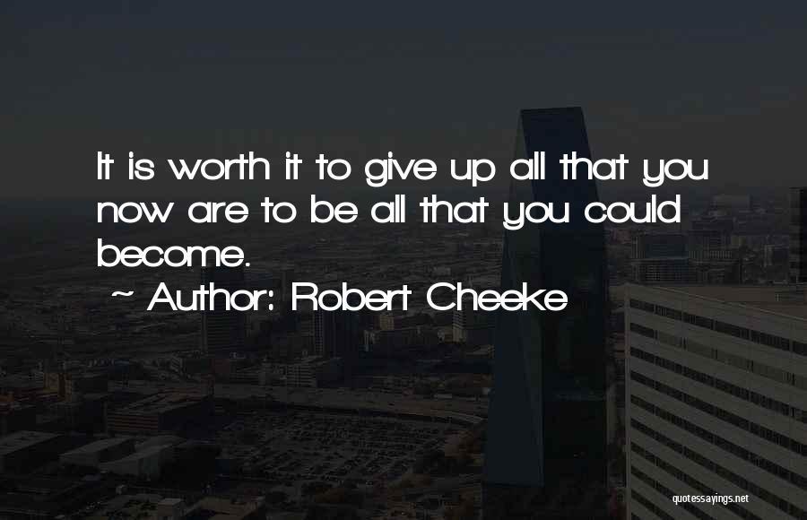 Robert Cheeke Quotes 2133434