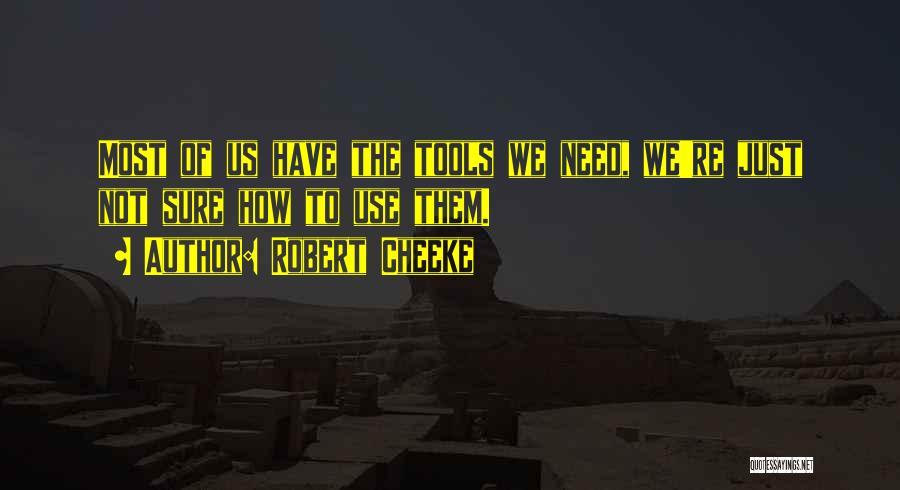 Robert Cheeke Quotes 2136673
