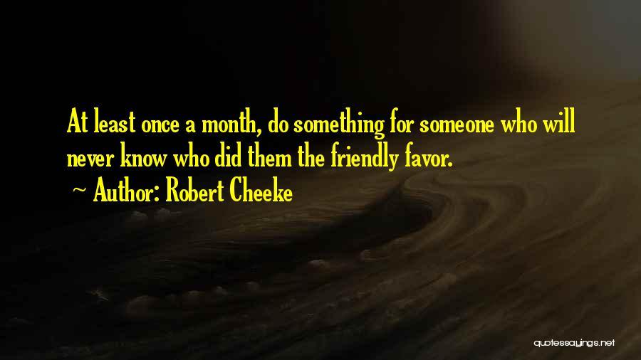 Robert Cheeke Quotes 2145379