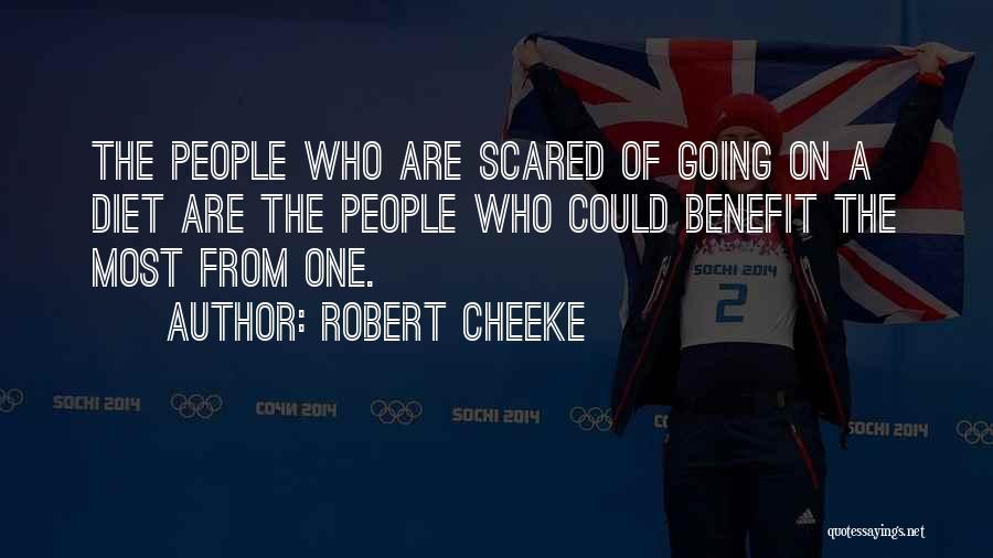 Robert Cheeke Quotes 293266