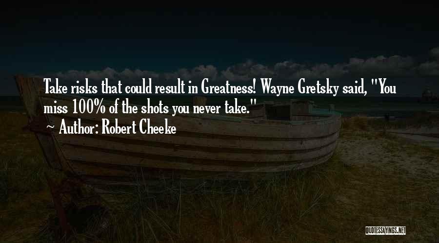 Robert Cheeke Quotes 335768