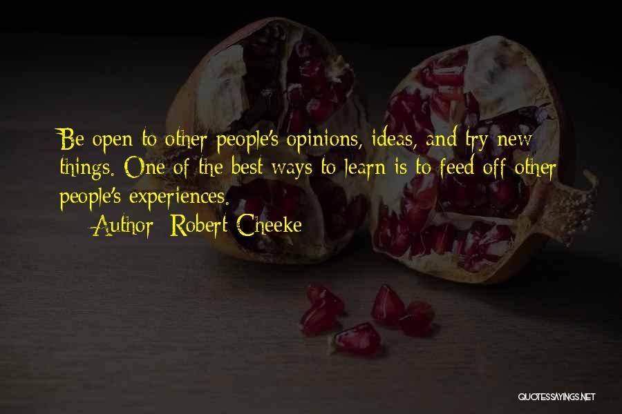 Robert Cheeke Quotes 515477