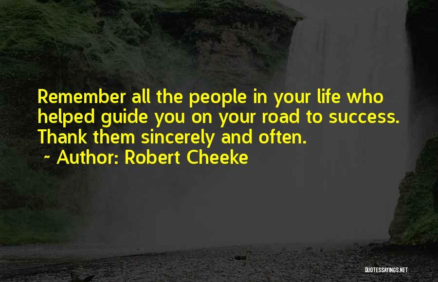 Robert Cheeke Quotes 937423