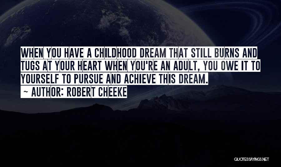 Robert Cheeke Quotes 947418