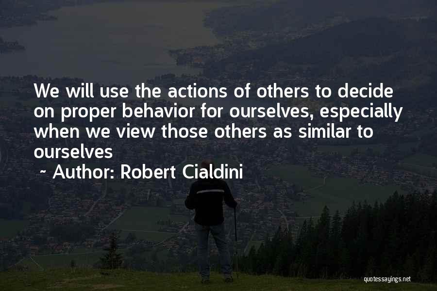 Robert Cialdini Quotes 1370898