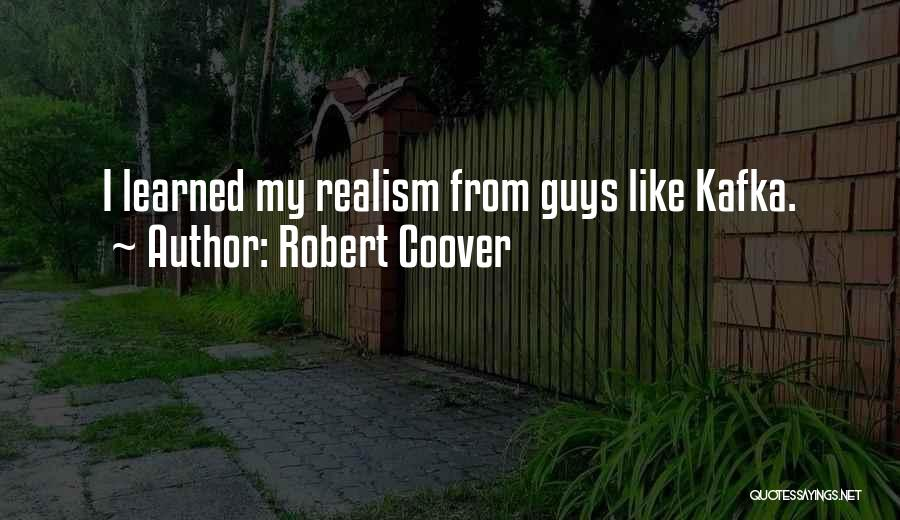Robert Coover Quotes 1300992