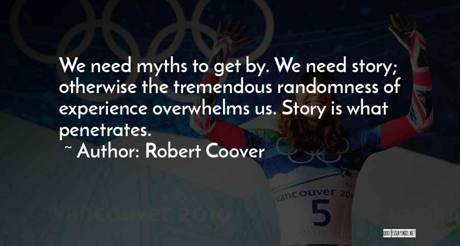 Robert Coover Quotes 1586612