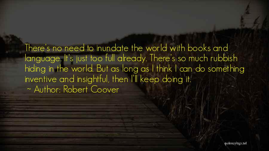 Robert Coover Quotes 1739727