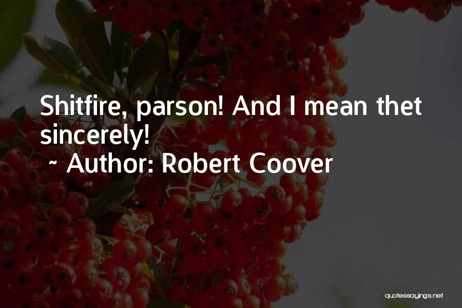 Robert Coover Quotes 1803810