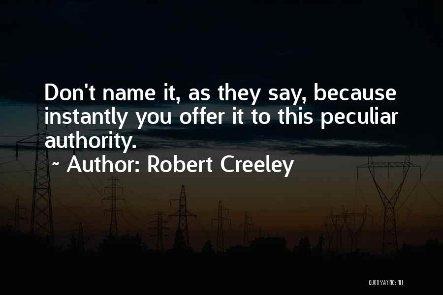 Robert Creeley Quotes 1418661