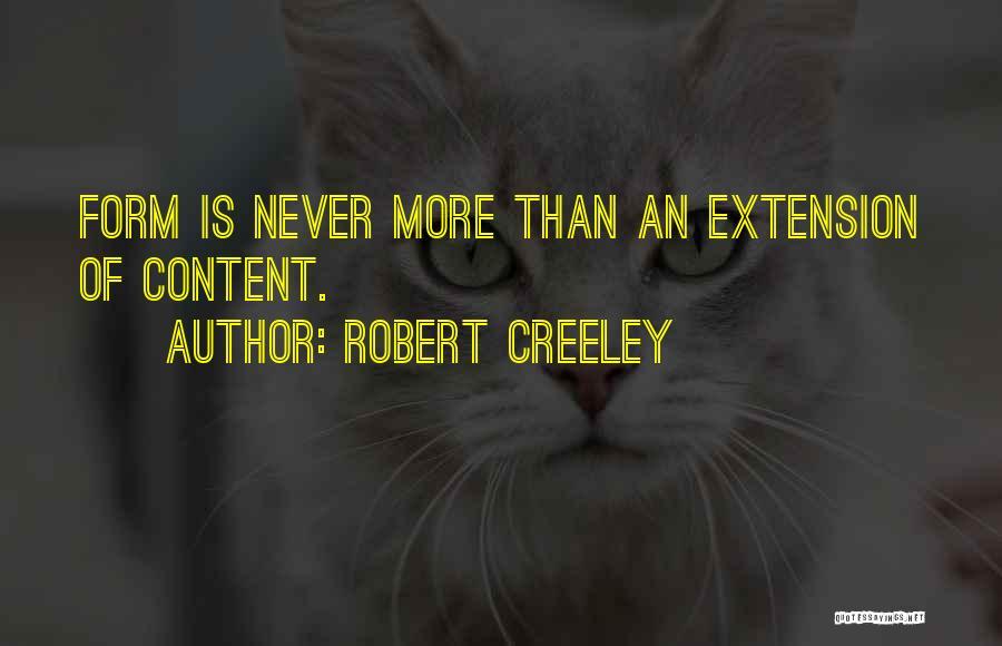 Robert Creeley Quotes 762760