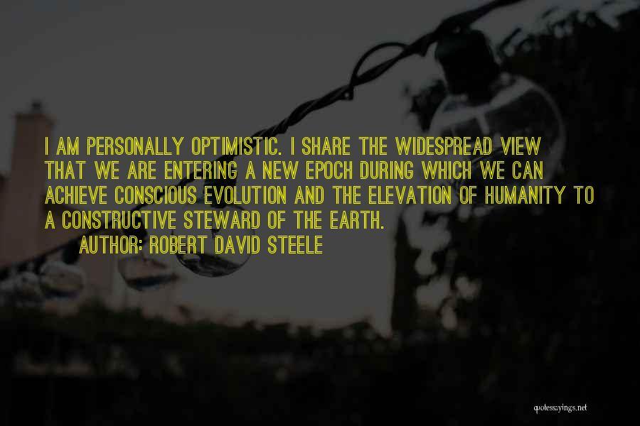 Robert David Steele Quotes 1713374