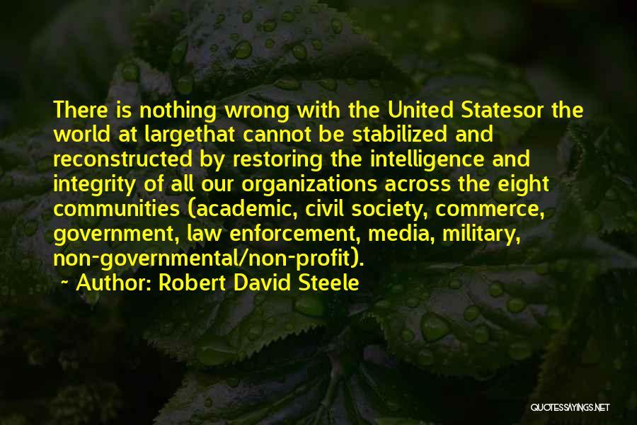 Robert David Steele Quotes 440356