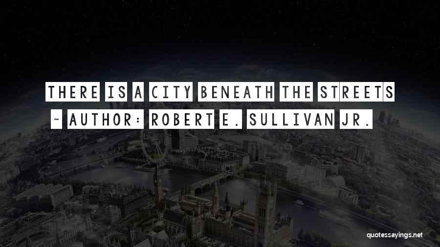 Robert E. Sullivan Jr. Quotes 92487