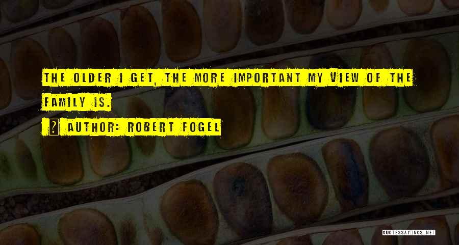 Robert Fogel Quotes 456441