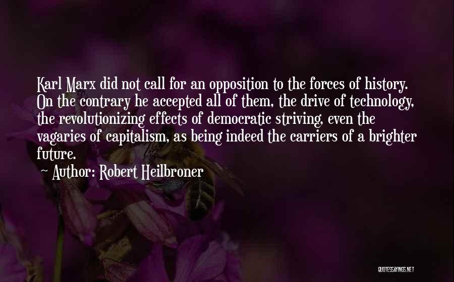 Robert Heilbroner Quotes 1632604