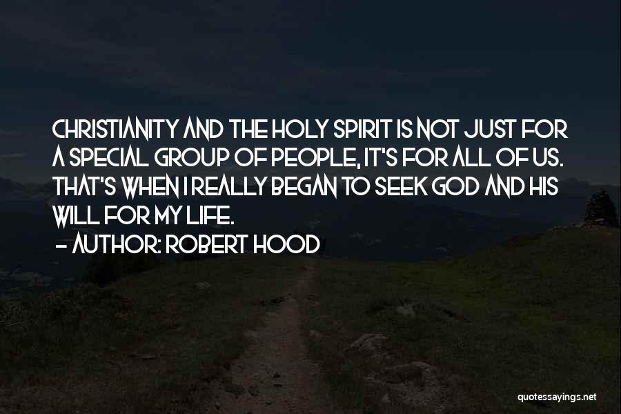 Robert Hood Quotes 2000396