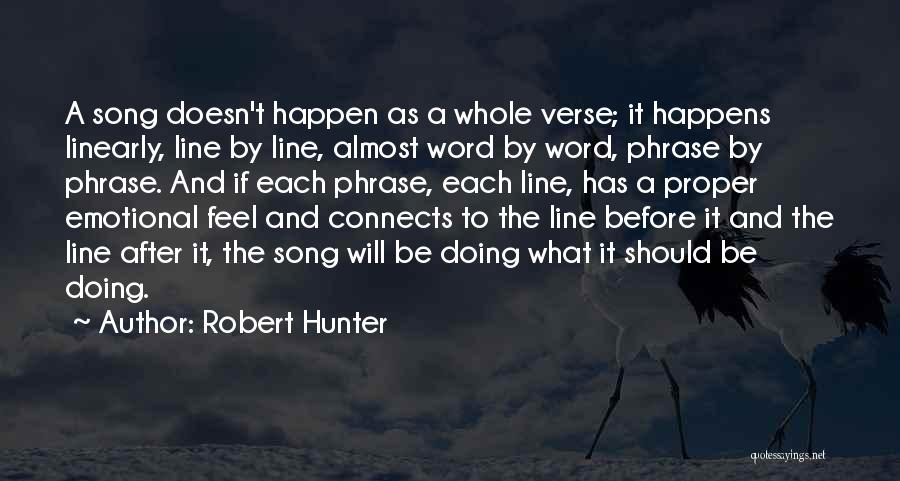Robert Hunter Quotes 1721161
