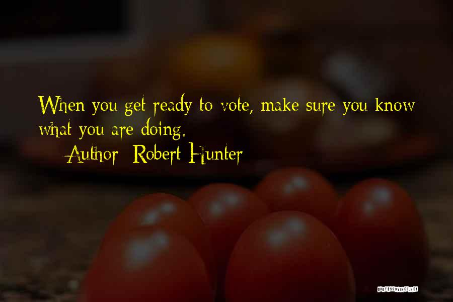 Robert Hunter Quotes 627464