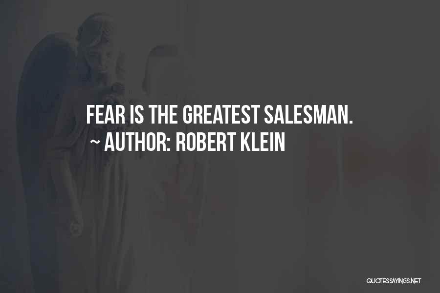 Robert Klein Quotes 1669495