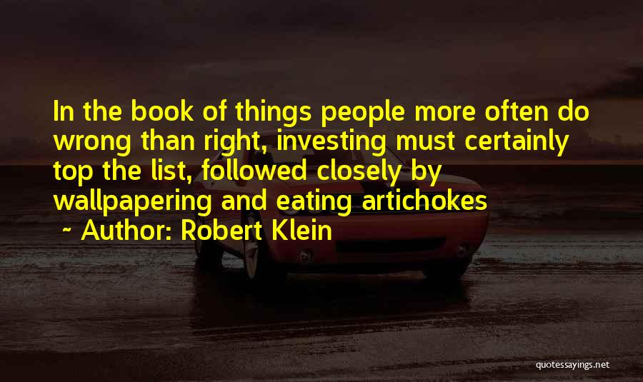 Robert Klein Quotes 2090902