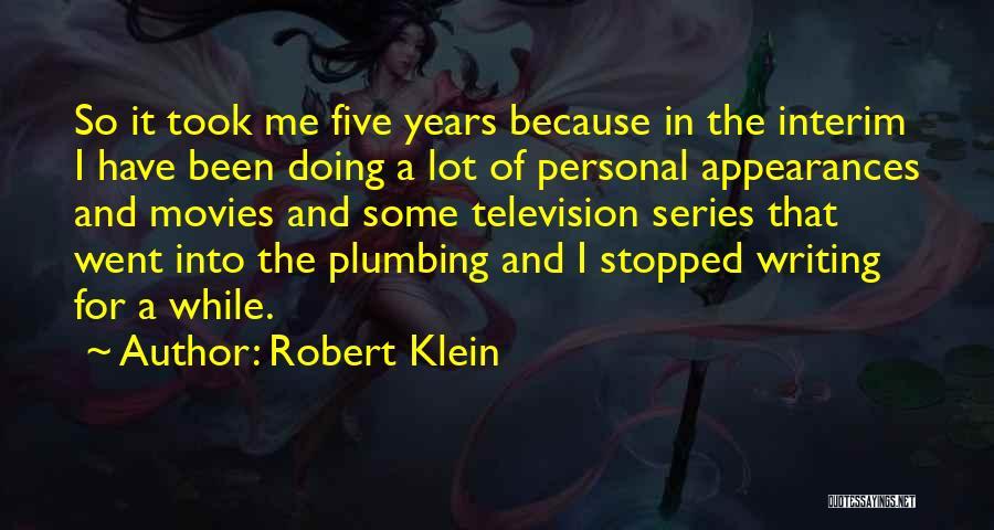 Robert Klein Quotes 2193672