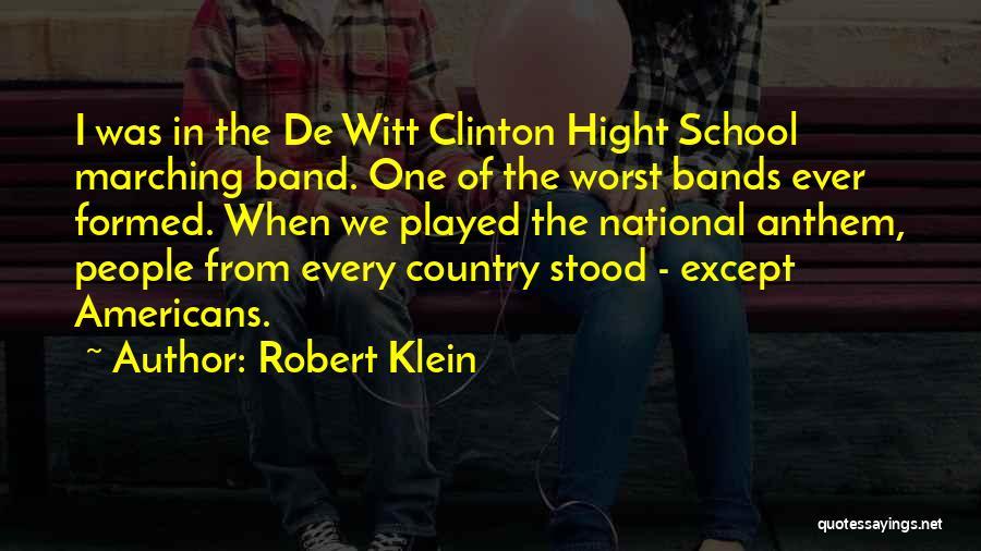 Robert Klein Quotes 749216