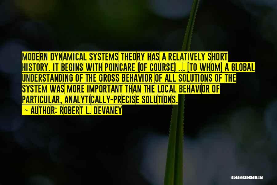 Robert L. Devaney Quotes 2150156