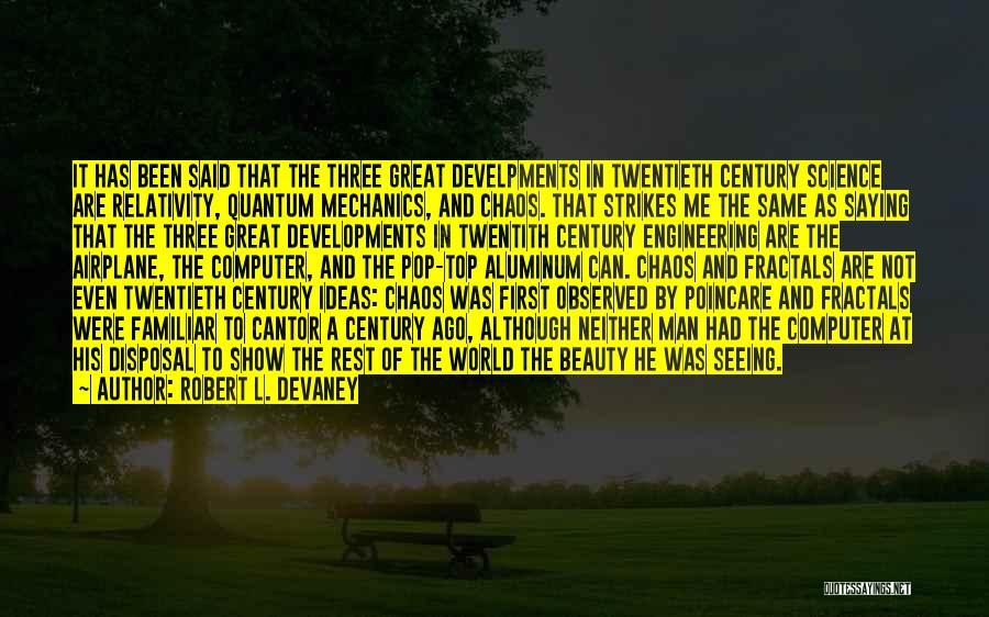 Robert L. Devaney Quotes 612174