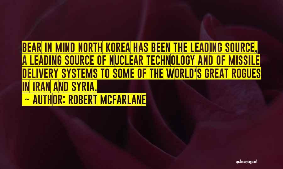Robert McFarlane Quotes 1413431