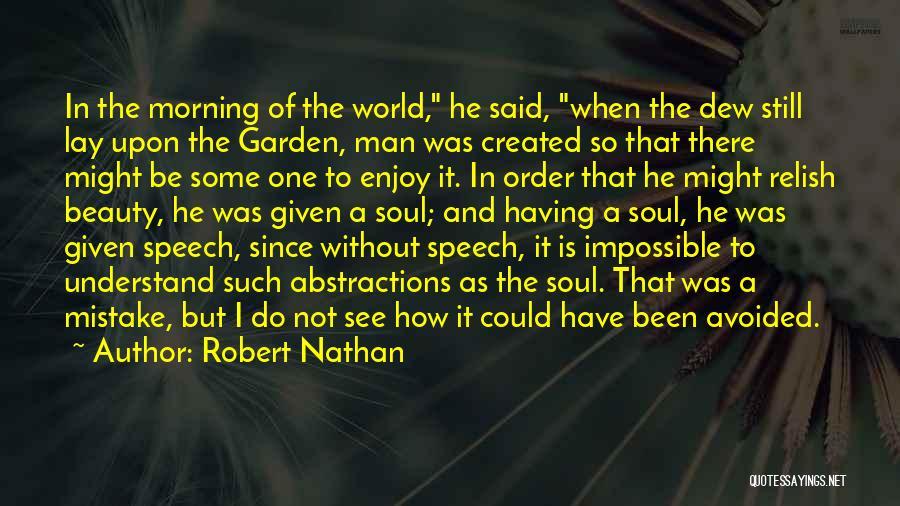 Robert Nathan Quotes 1241799