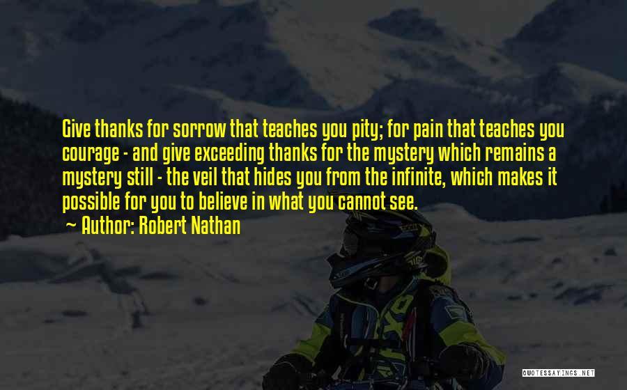 Robert Nathan Quotes 1502471