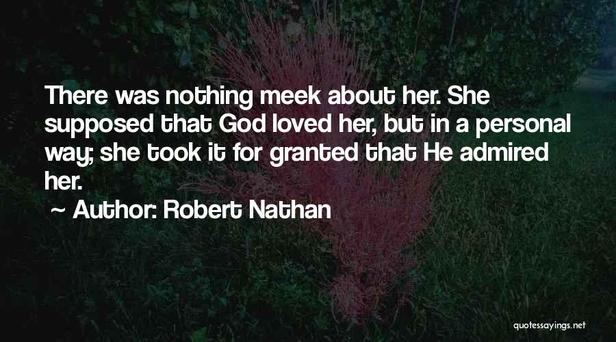 Robert Nathan Quotes 1911140