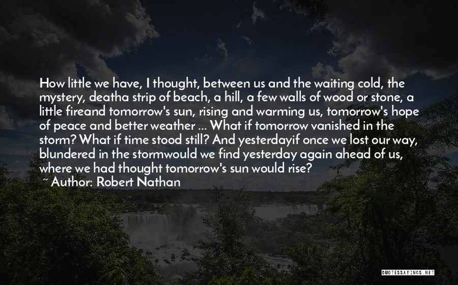 Robert Nathan Quotes 1978814