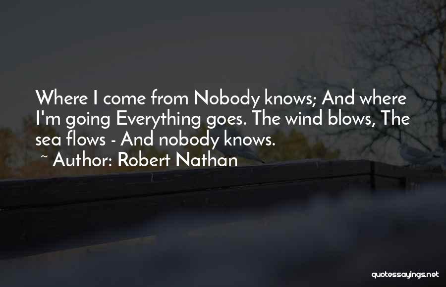 Robert Nathan Quotes 2083426